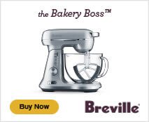 Breville The Bakery Boss. Shop now at The Good Guys.