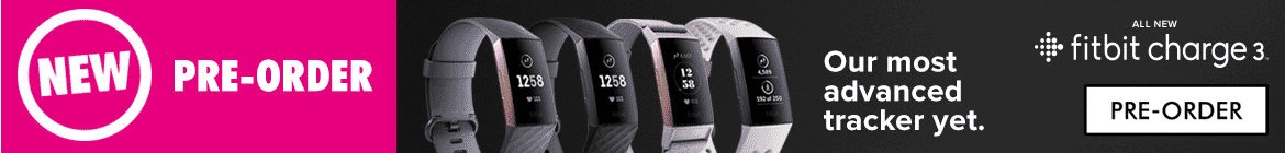 Fitbit Charge 3 | The Good Guys