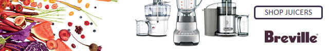 Breville Juicers | The Good Guys