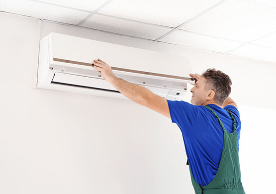 Air conditioning installation - The Good Guys