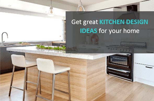 Explore kitchen design ideas