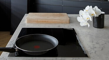 Sleek Cooktop