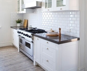 The Single Wall Kitchen Is Ideal For Apartments Or Small Es As All Liances And Cabinetry Are Built Along One They Becoming More Porly
