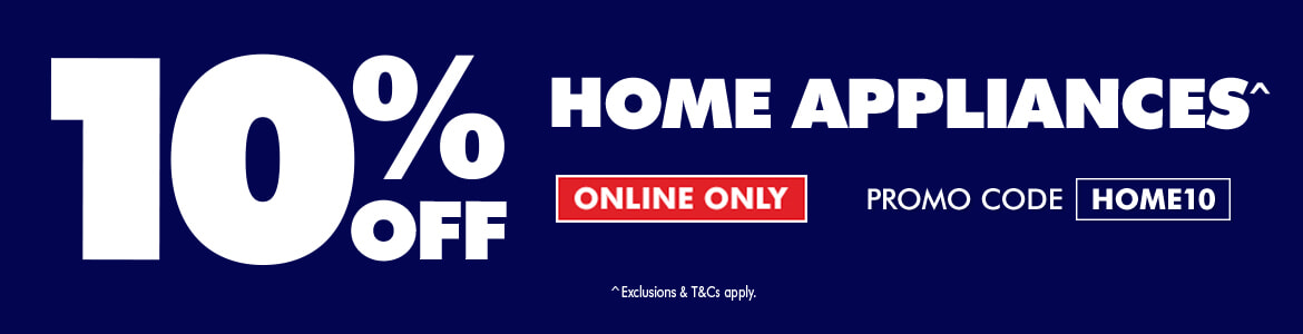 10% off Selected Home Appliances | The Good Guys