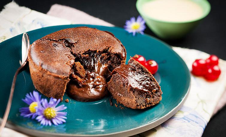 Molten Chocolate Pudding Recipe   The Good Guys