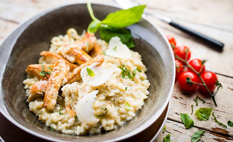 Chicken Pesto Risotto Recipe   The Good Guys