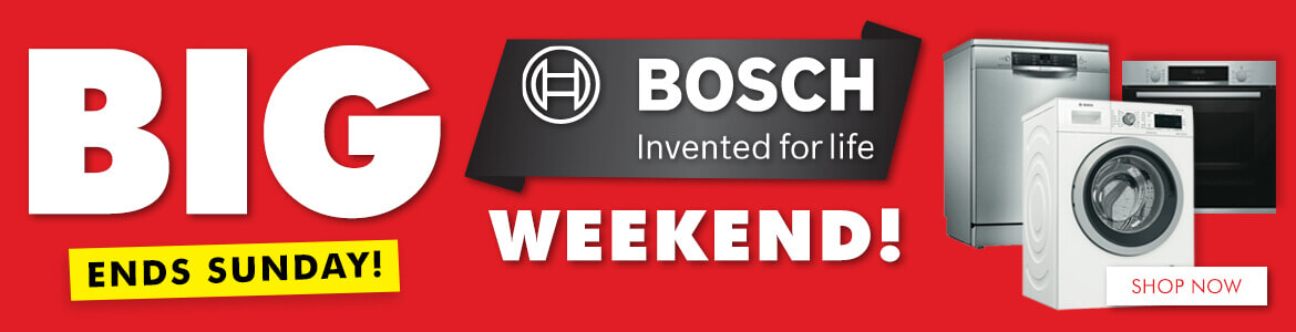 Big Bosch Weekend | The Good Guys