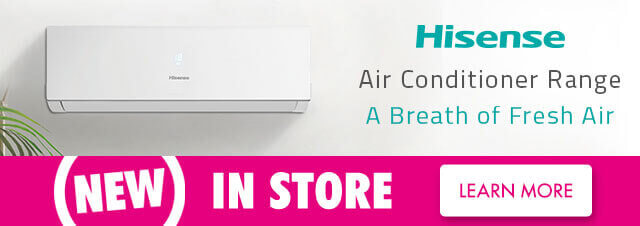 Hisense Aircon | The Good Guys