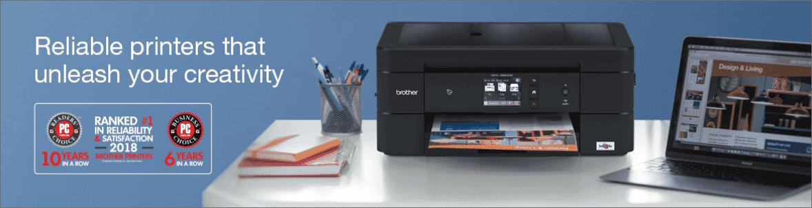 Brother Inkjet Printers | The Good Guys