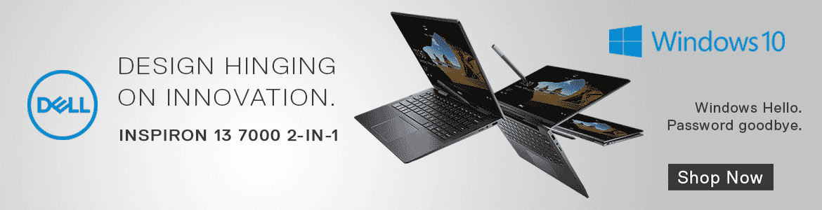 Dell Inspiron 13 7000 2-in-1 Laptop | The Good Guys