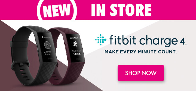 Fitbit Charge 4 | The Good Guys