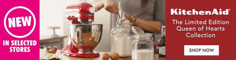 KitchenAid Small Kitchen Appliances | The Good Guys