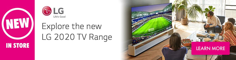 LG 2020 TVs InstaView   The Good Guys