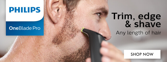 Philips One Blade | The Good Guys