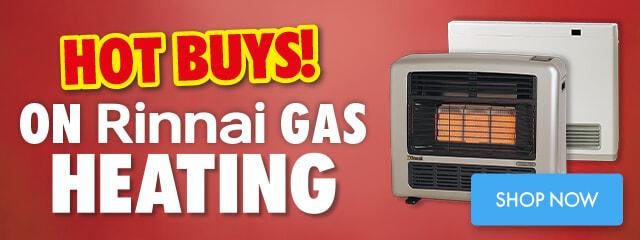 Rinnai Heating   The Good Guys