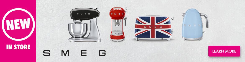 Retro Smeg Appliances | The Good Guys