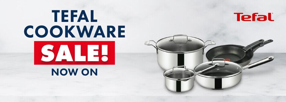 Tefal Cookware Sale | The Good Guys