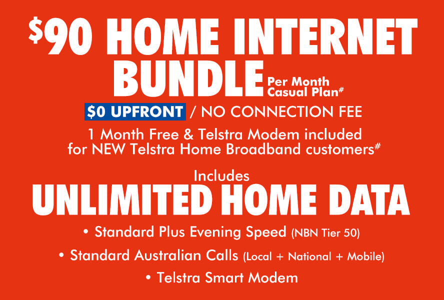 Telstra Mobile & Broadband Plans | The Good Guys