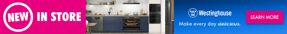 Westinghouse Cooking Range | The Good Guys