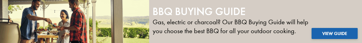 BBQs Buying Guide | The Good Guys