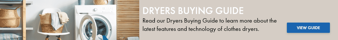 Dryer Sale | The Good Guys