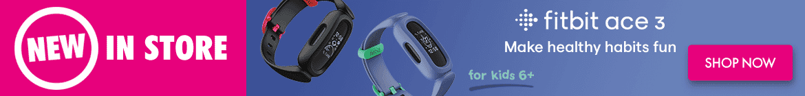 Shop Fitbit Ace 3 | The Good Guys