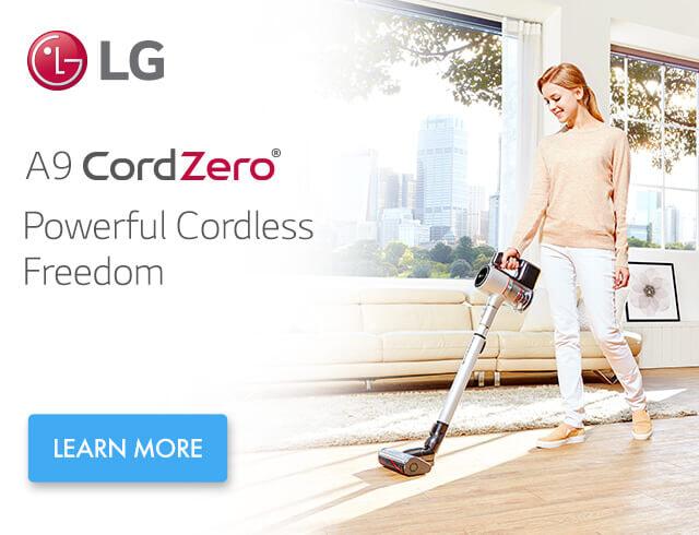 LG Cord Zero   The Good Guys