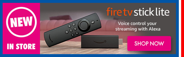 Amazon Fire TV Stick Lite | The Good Guys