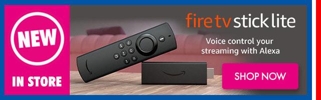 Amazon Fire TV Stick Lite   The Good Guys