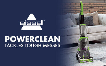 Bissell PowerClean | The Good Guys