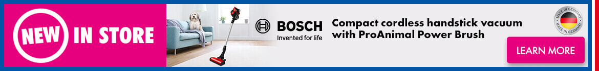 Bosch Unlimited ProAnimal Cordless Vacuum | The Good Guys