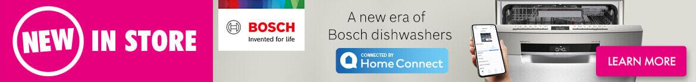 Bosch Series 6 Dishwasher Range | The Good Guys