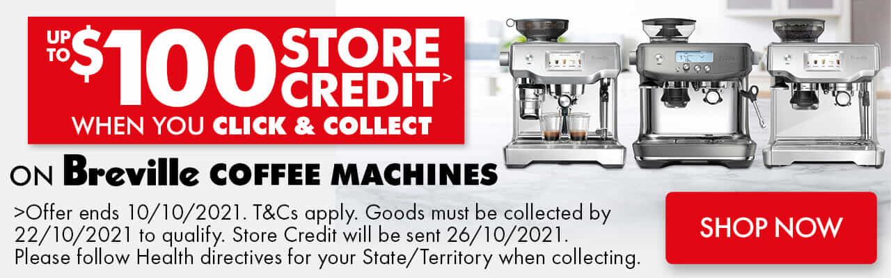 REVILLE CLICK & COLLECT | The Good Guys