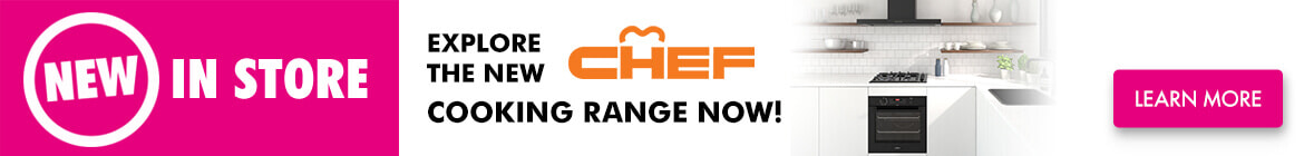 Chef Cooking Range | The Good Guys