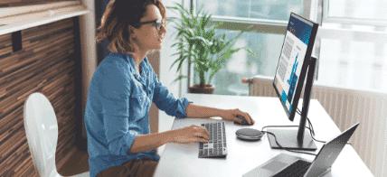 Dell USB-C Multi-Port Speakerphone Hub | The Good Guys