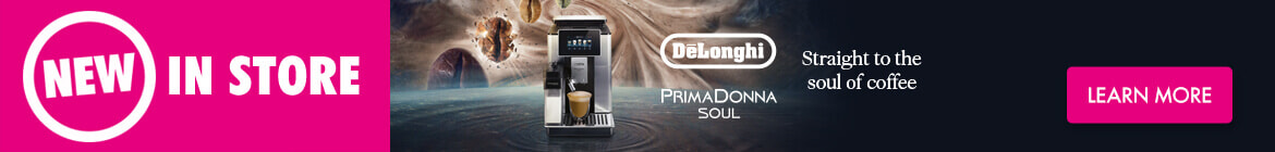 DeLonghi PrimaDonna Soul | The Good Guys