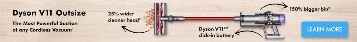 Dyson Super Vacuum Cleaners | The Good Guys