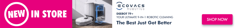 Ecovacs Robotics | The Good Guys