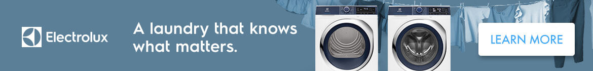 Electrolux Laundry | The Good Guys