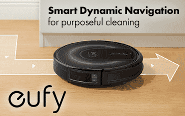 Shop Eufy Robot Vacuum Range | The Good Guys