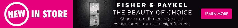 Fisher & Paykel Quad Door Fridge | The Good Guys