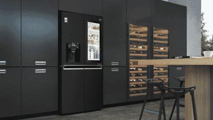 LG InstaView Refrigerator | The Good Guys