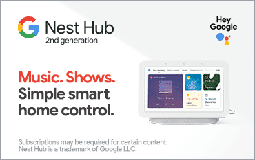 Shop Google Nest Hub 2nd Generation | The Good Guys