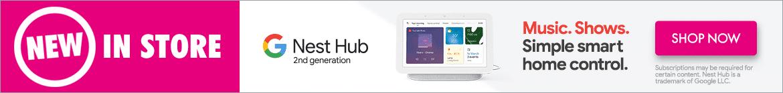 Google Nest Hub 2nd Generation | The Good Guys