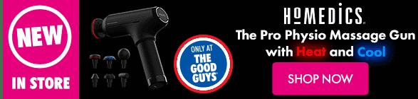 Shop Homedics   The Good Guys
