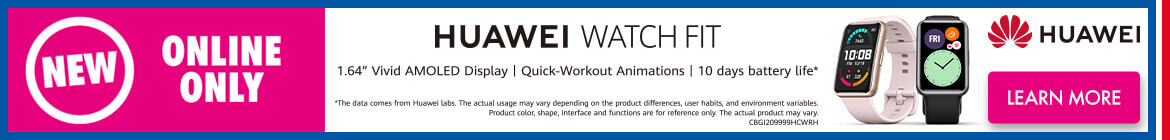 Huawei Watch Fit | The Good Guys