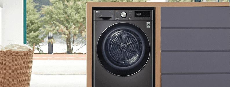 LG Heat Pump Dryer | The Good Guys