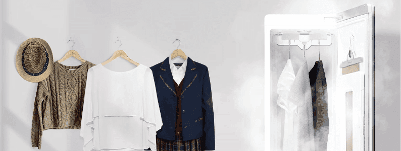 LG Styler Steam Clothing System | The Good Guys