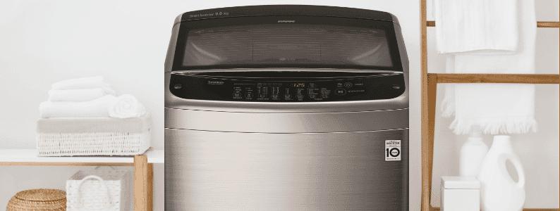 LG Top Load Washing Machines | The Good Guys
