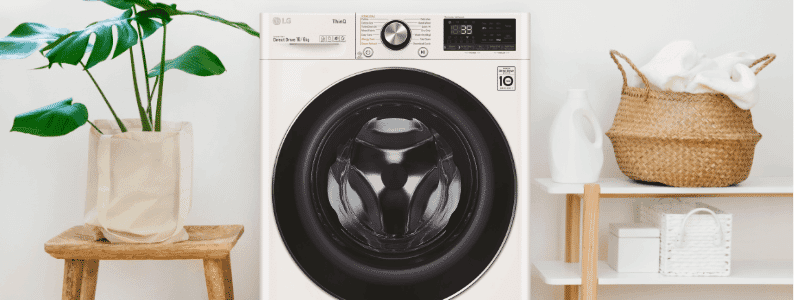 LG Washer and Dryer Combo | The Good Guys